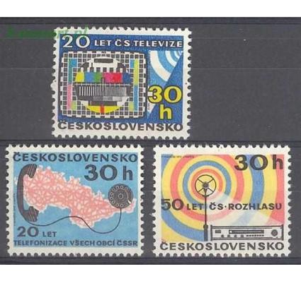 Znaczek Czechosłowacja 1973 Mi 2138-2140 Czyste **