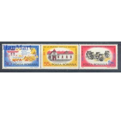 Znaczek Rumunia 1978 Mi 3557-3559 Czyste **