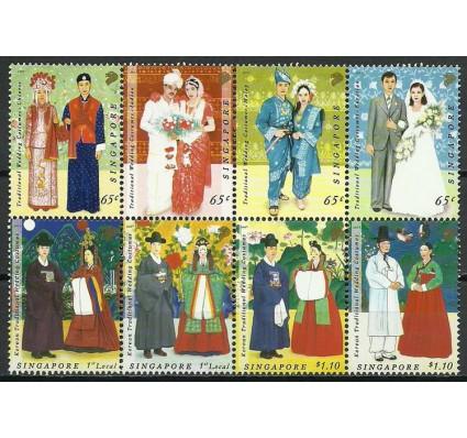 Znaczek Singapur 2007 Mi 1680-1687 Czyste **