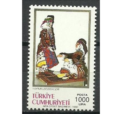 Znaczek Turcja 1992 Mi 2967 Czyste **