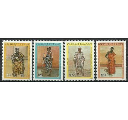 Znaczek Togo 1988 Mi 2071-2074 Czyste **