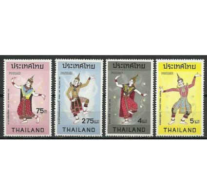 Znaczek Tajlandia 1974 Mi 713-716 Czyste **