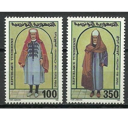Znaczek Tunezja 1992 Mi 1256-1257 Czyste **