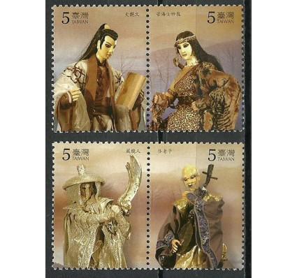 Znaczek Tajwan 2008 Mi 3308-3311 Czyste **
