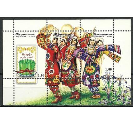 Znaczek Tadżykistan 2002 Mi bl 30 Czyste **