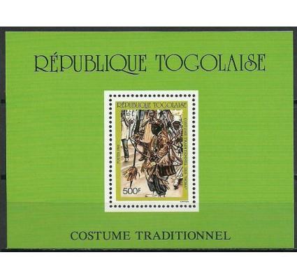 Znaczek Togo 1988 Mi bl 306 Czyste **