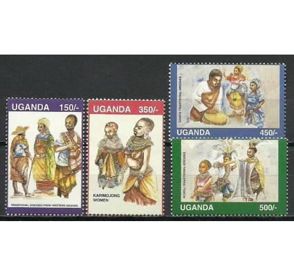 Znaczek Uganda 1997 Mi 1775-1778 Czyste **