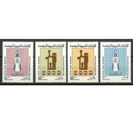 Znaczek Zjednoczone Emiraty Arabskie 1980 Mi 108-111 Czyste **