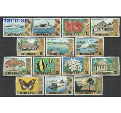Znaczek Kiribati 1979 Mi 322-335Y Czyste **