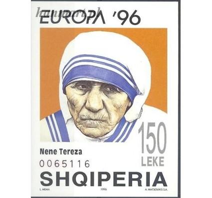 Znaczek Albania 1996 Mi bl 107 Czyste **