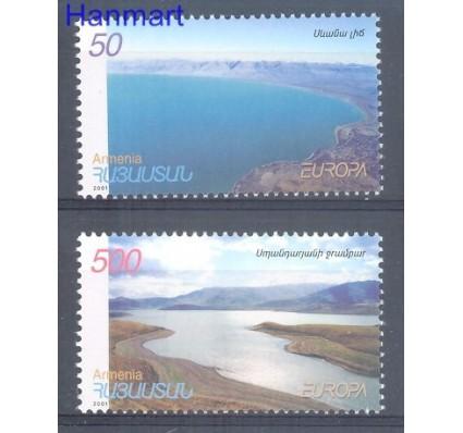 Znaczek Armenia 2001 Mi 431-432 Czyste **