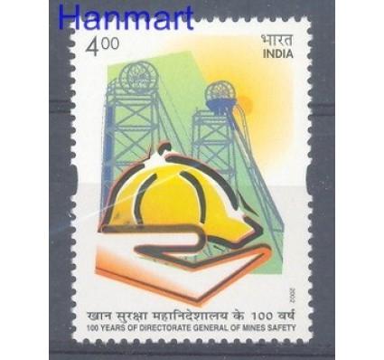 Znaczek Indie 2002 Mi 1889 Czyste **