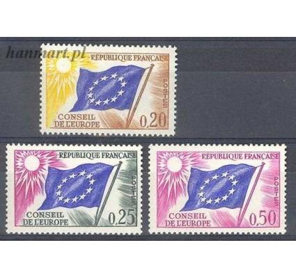 Francja 1963 Mi die 7-9 Czyste **