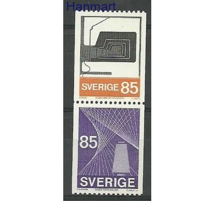 Znaczek Szwecja 1974 Mi 864-865 Czyste **