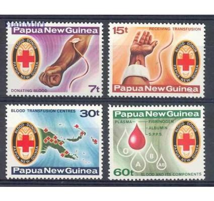 Znaczek Papua Nowa Gwinea 1980 Mi 394-397 Czyste **