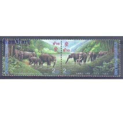 Znaczek Tajlandia 1995 Mi 1646-1647 Czyste **