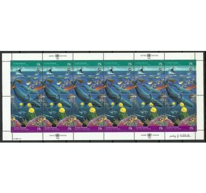 Znaczek Narody Zjednoczone Nowy Jork 1992 Mi ark 627-628 Stemplowane
