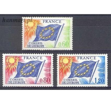 Francja 1975 Mi die 16-18 Czyste **
