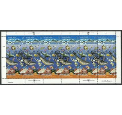 Znaczek Narody Zjednoczone Wiedeń 1992 Mi ark 127-128 Stemplowane
