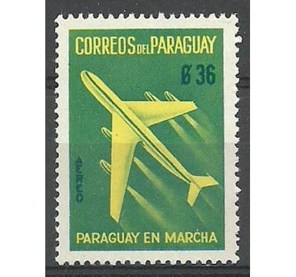 Znaczek Paragwaj 1961 Mi 890 Czyste **