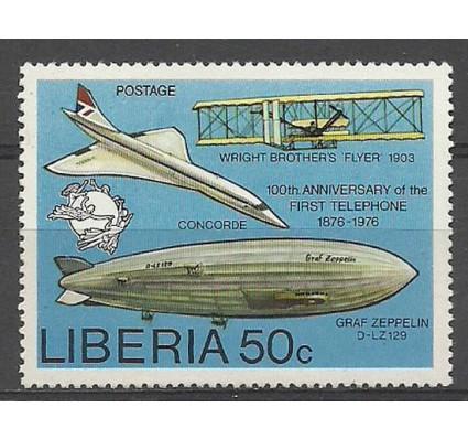 Znaczek Liberia 1976 Mi 1002 Czyste **