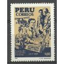 Peru 1988 Mi 1379 Czyste **