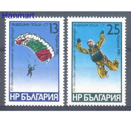 Znaczek Bułgaria 1980 Mi 2914-2915 Czyste **