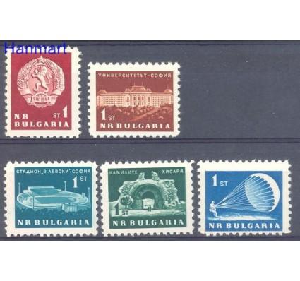 Znaczek Bułgaria 1963 Mi 1360-1364 Czyste **