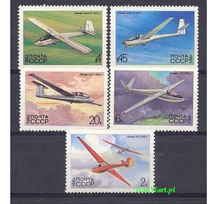 Znaczek ZSRR 1983 Mi 5248-5252 Czyste **