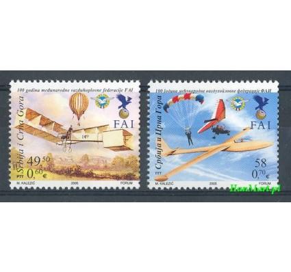 Znaczek Serbia i Czarnogóra 2005 Mi 3293-3294 Czyste **