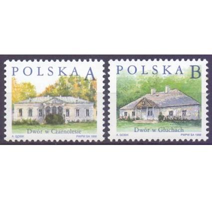 Znaczek Polska 1998 Mi 3693-3694 Fi 3545-3546 Czyste **