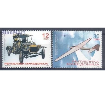 Znaczek Macedonia 2005 Mi 357-358 Czyste **
