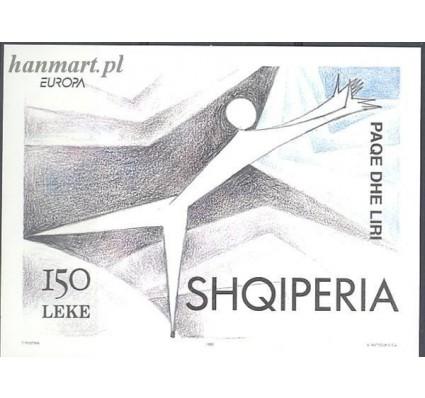 Albania 1995 Mi bl 104 Czyste **
