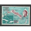 Turks i Caicos 1971 Mi 270 Czyste **