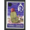 Turks i Caicos 1969 Mi 224x Czyste **