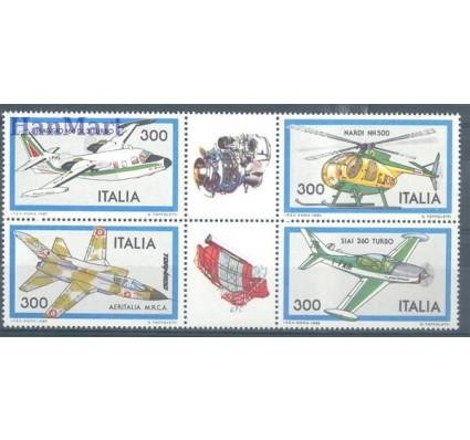 Znaczek Włochy 1982 Mi 1790-1793 Czyste **