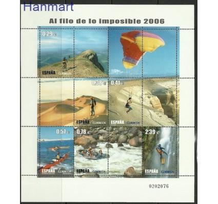 Znaczek Hiszpania 2005 Mi ark 4110-4115 Czyste **