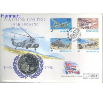 Znaczek Barbados 1995 Mi 885-888 FDC