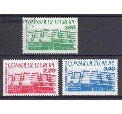 Francja 1986 Mi die 40-42 Czyste **