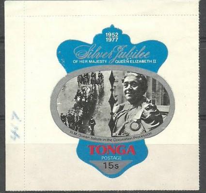 Znaczek Tonga 1978 Mi 644 Czyste **