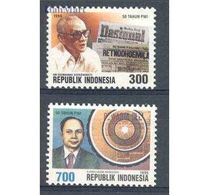 Znaczek Indonezja 1996 Mi 1602-1603 Czyste **