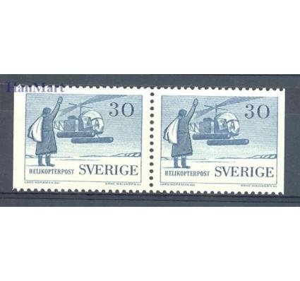 Znaczek Szwecja 1958 Mi 434DlDr Czyste **
