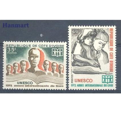 Znaczek Wybrzeże Kości Słoniowej 1972 Mi 403-404 Czyste **