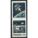 Polska 1971 Mi zf 2122 Fi zf 1975 Pw1 Czyste **