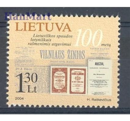 Znaczek Litwa 2004 Mi 846 Czyste **