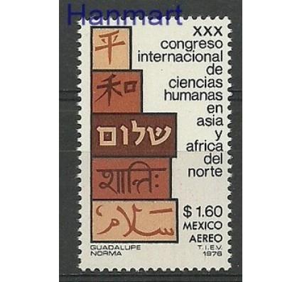 Znaczek Meksyk 1976 Mi 1532 Czyste **