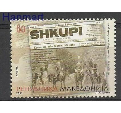 Znaczek Macedonia 2011 Mi 596 Czyste **