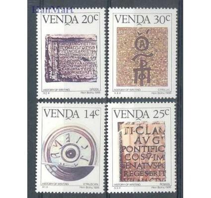 Znaczek Venda 1986 Mi 138-141 Czyste **