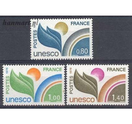 Francja 1976 Mi une 16-18 Czyste **