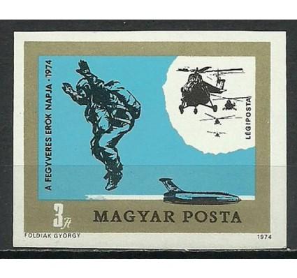 Znaczek Węgry 1974 Mi 2984B Czyste **